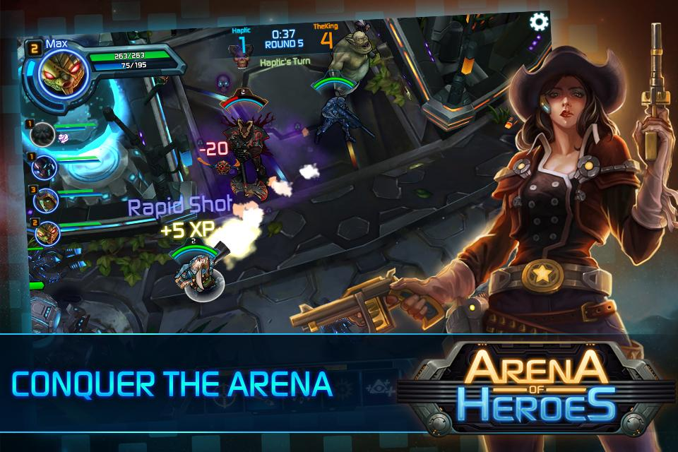 Arena of Heroes - screenshot