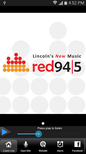 Red 945 Lincoln's New Music