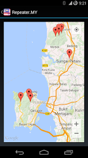 Repeater.MY Hamradio Malaysia- screenshot thumbnail