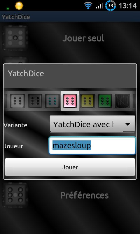Yacht Dice Social Game - screenshot