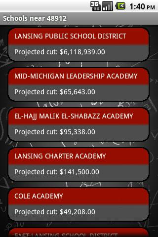 Fight School Cuts - screenshot