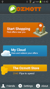 Ozmott - Shop, Share, Indulge!- screenshot thumbnail