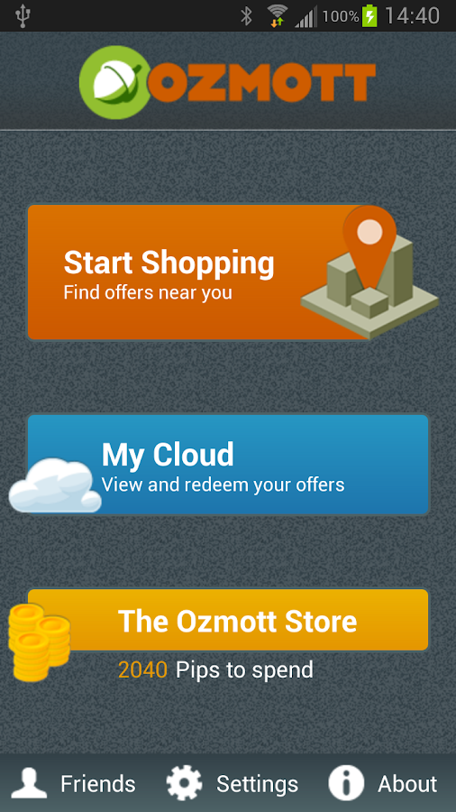 Ozmott - Shop, Share, Indulge!- screenshot