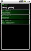 Screenshot of Private Calls