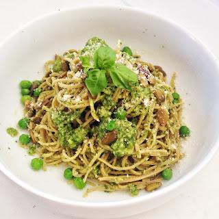 Green Goddess Pasta