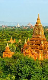Myanmar HD Wallpaper