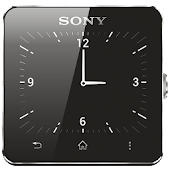Sony SmartWatch 2 Clock Widget