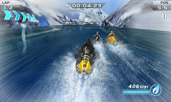 Powerboat Racing 3D APK screenshot thumbnail 4