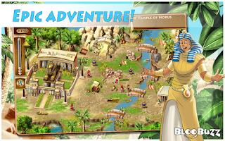Screenshot of Timebuilders: Pyramid Rising 2