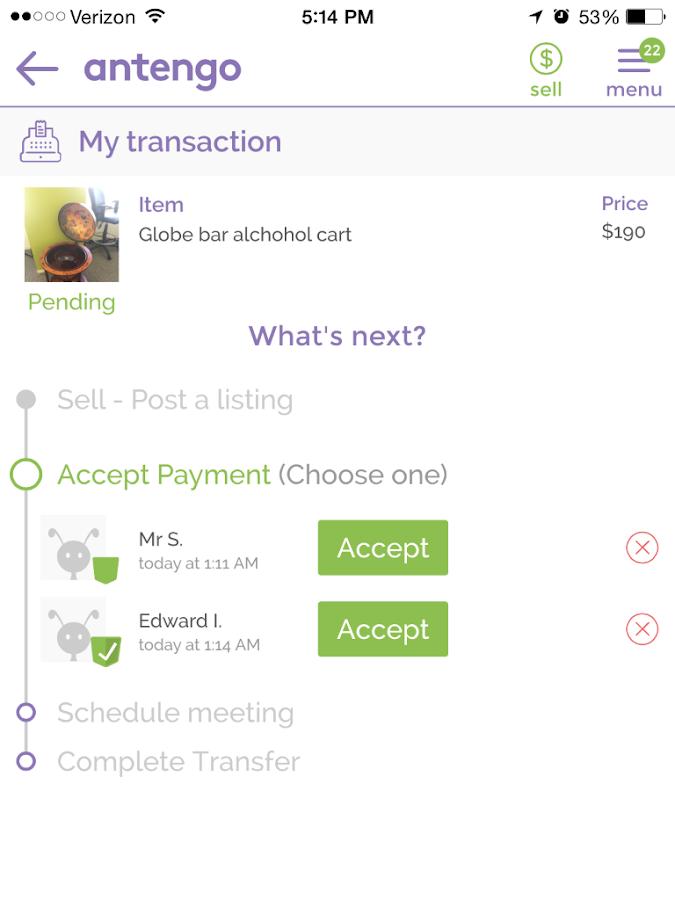 Antengo Free Local Classifieds- screenshot