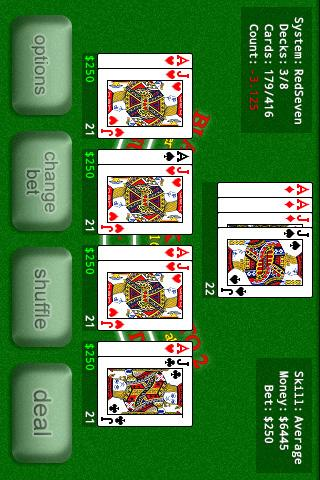 BlackJack Pro- screenshot