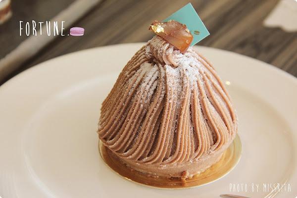 嘉義‧芙甜法式點心坊,一棟百年老屋醞釀出的上乘甜點♥