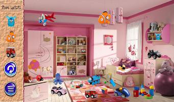Screenshot of Hidden Objects Toy Room
