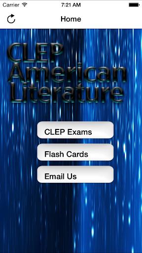 CLEP American Literature Buddy