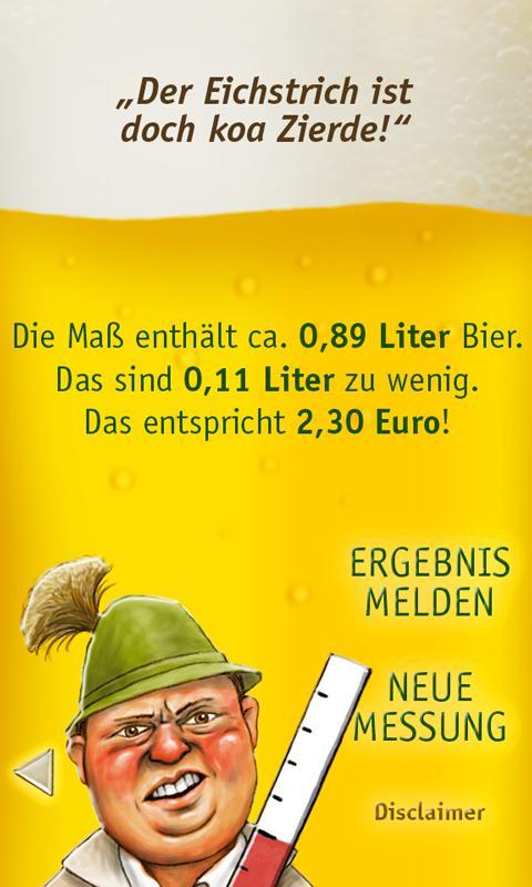 Bier-Inspektor- screenshot