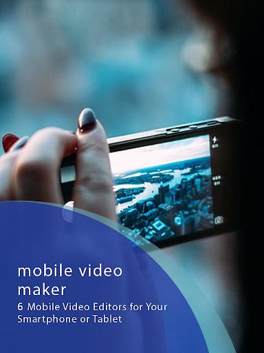 Mobile Video Maker Apps