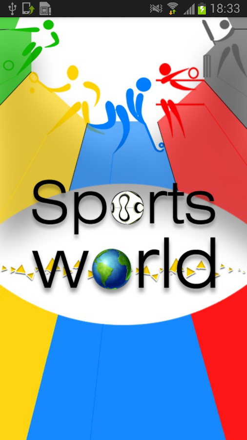 world sports app