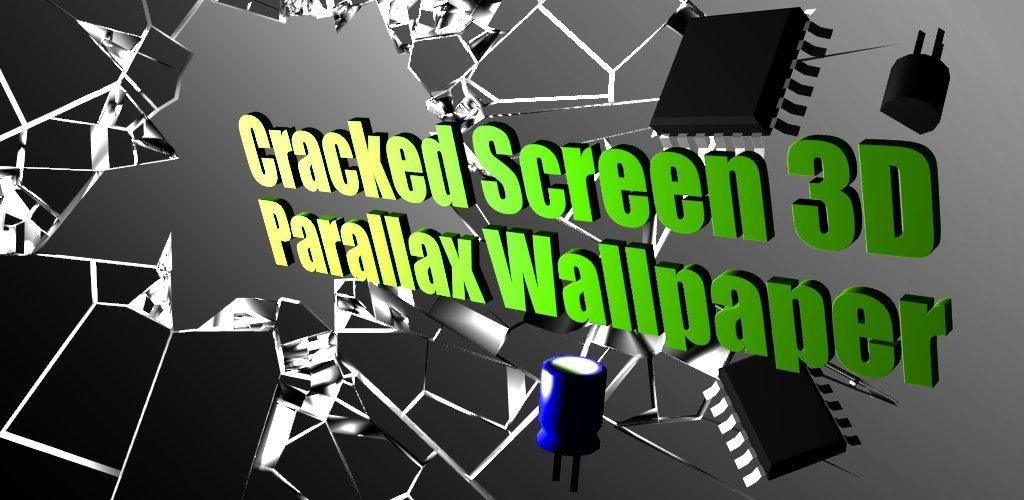 Cracked Screen 3d Parallax Hd 1 0 5 Apk Download Com Afkettler