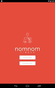 NomNom Finder Screenshot 12