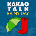 Rainy Day Illust Kakao Theme icon