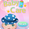 Baby care - Baby doctor icon