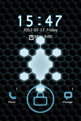 HoneySense for Go Locker - screenshot