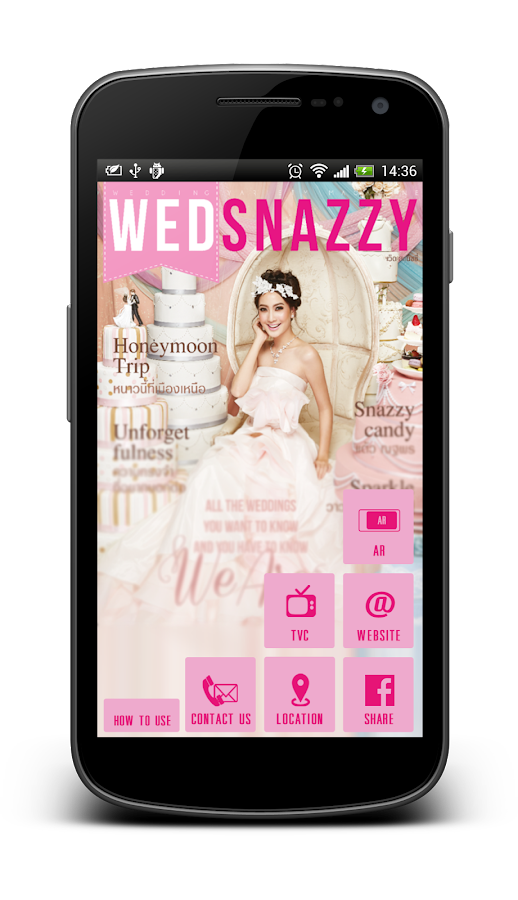 WEDSNAZZY- screenshot