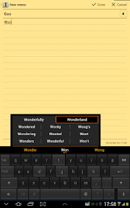ThickButtons Keyboard v0.9.68