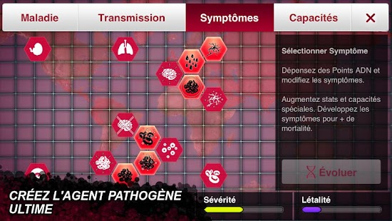 Plague Inc. – Vignette de la capture d'écran