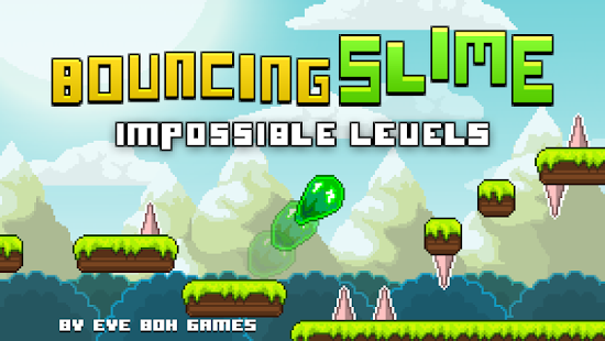 Bouncing Slime Impossible Game- screenshot thumbnail