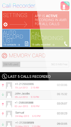 Call Recorder HD