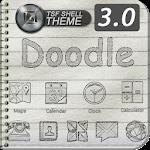 TSF Shell HD Theme Doodle v3.0