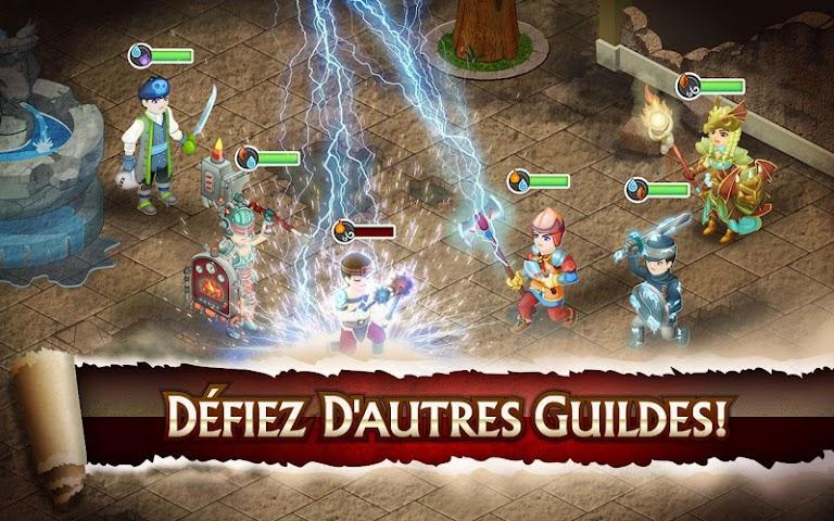 android Knights & Dragons - Action RPG Screenshot 3