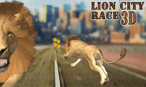 Lion City Race 3D