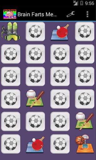 【免費街機App】Brain Farts Memory Game-APP點子