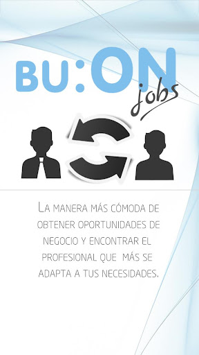 BuonJobs profesional cliente