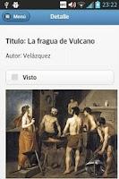 Screenshot of Museo del Prado