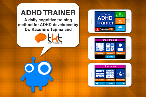 ADHD Adult Trainer