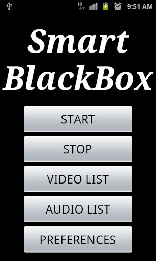 Smart BlackBox Lite