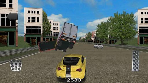 BMW Z4 3D City Traffic Racing