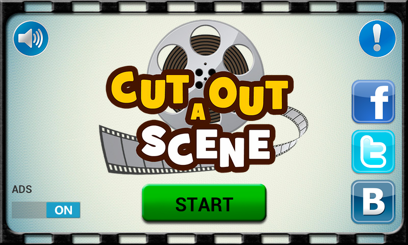 Cut Out A Scene - screenshot