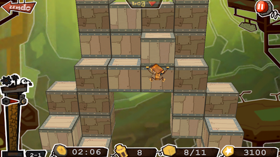 Robo5: 3D Action Puzzle- screenshot thumbnail
