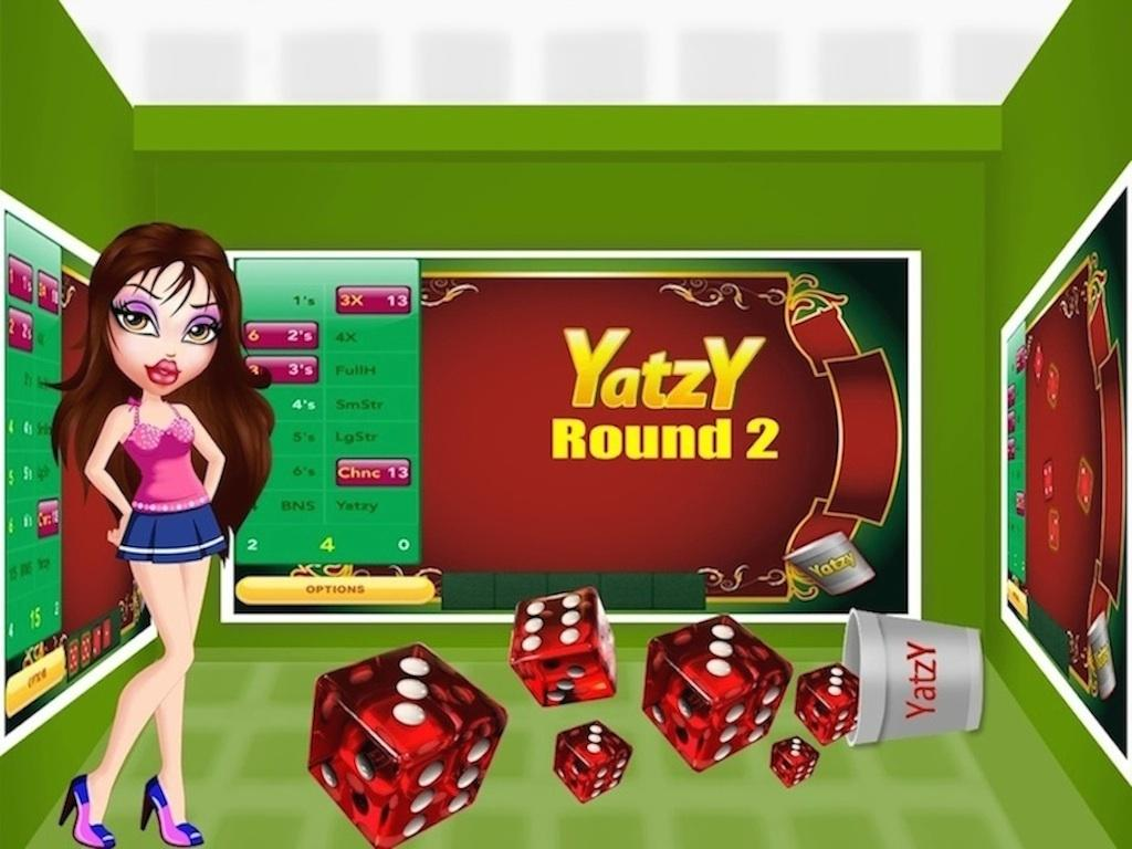 Yatzy Casino Mania - screenshot