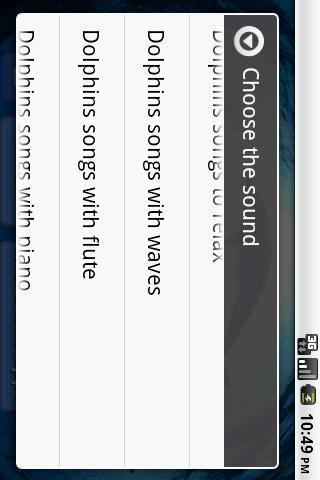 【免費娛樂App】海豚的歌曲睡覺-APP點子