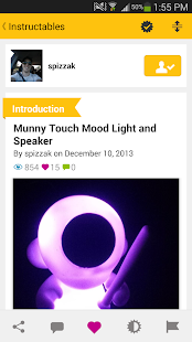 Instructables - screenshot thumbnail