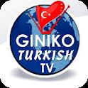 Giniko Turkish TV - Live & DVR icon