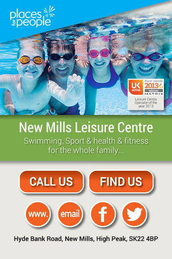 New Mills Leisure Centre