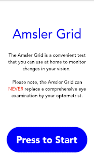 Amsler Grid- screenshot thumbnail