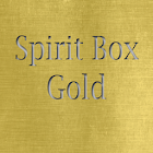Spirit Box Gold and EMF Sensor icon