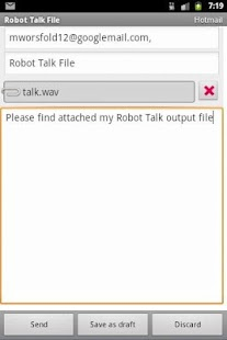 Robot Talk- screenshot thumbnail